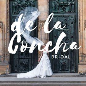 de la Concha bridal I Wedding Pins & Wedding Tips