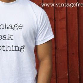 Vintage Freak Clothing