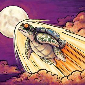 Cosmic Koopa ☾ • ˚ * 。 •