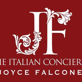 Joyce Falcone-The Italian Concierge