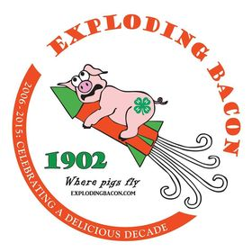 Exploding Bacon