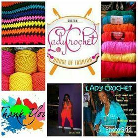 0702fd8a67cb ONE IN A MILLIONORIGINALS Lady Crochet (crochetdesigner) on Pinterest