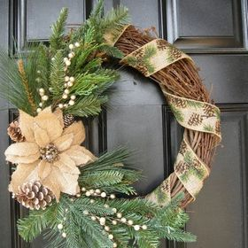Christmas Wreaths Evergreen