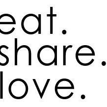 eat. share. love. || Clarissa Filius