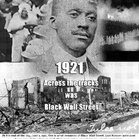 1921 across the tracks was black wall street on black wall street id=18286