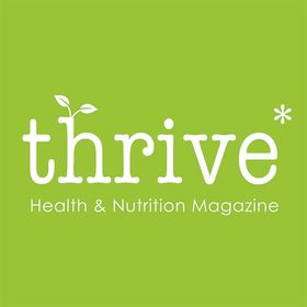 Thrive - Health And Nutrition Magazine