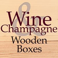 Wine & Champagne Wooden Boxes