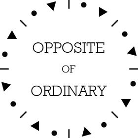 Opposite Of Ordinary