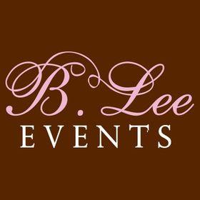 B. Lee Events LLC