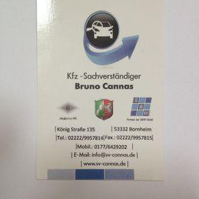 Kfz-Sachverständiger Bornheim Rheinland Cannas