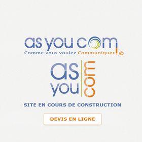 As You Com