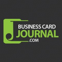 BusinessCardJournal