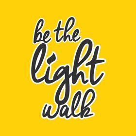 Be The Light Walk