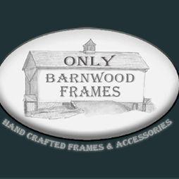 Only Barnwood Frames