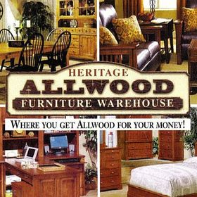 Heritage Allwood Furniture