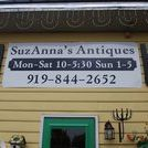 SuzAnna's Antiques and SuzAnna's Antiques Station
