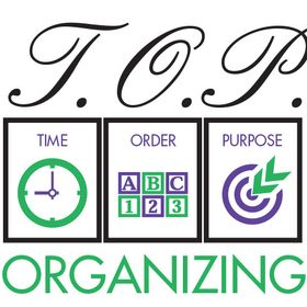 Time Order Purpose Organizing