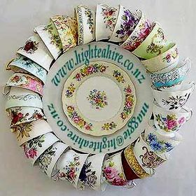 Vintage China Hire Napier NZ