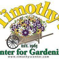 Timothy's Center for Gardening