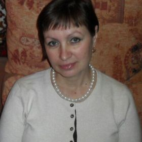 Ольга Шибанова