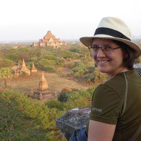 Reisebloggerin