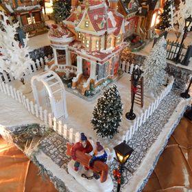 Christmas Village Platforms For Sale.Villagedisplays Com Dept 56 Village Display Platforms For