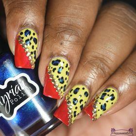 Glamorous Nails23