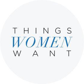 Things Women Want