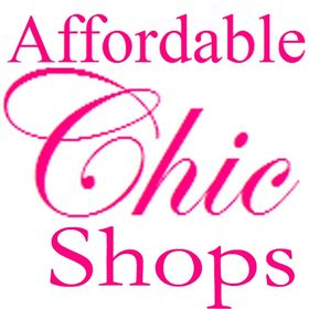 Affordable Chic Shops