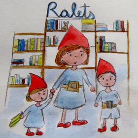 Ralets. Llibres infantils