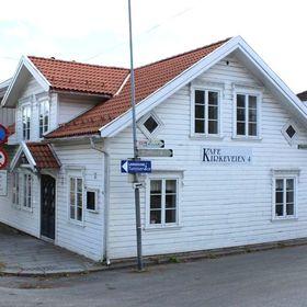 Kafè Kirkeveien 4, Langesund Bente Halvorsen