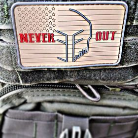 2AFTER1 Whatever Doesnt Kill Me Better Start Running Tactical Morale Army Embroidery Hook/&Loop Patch
