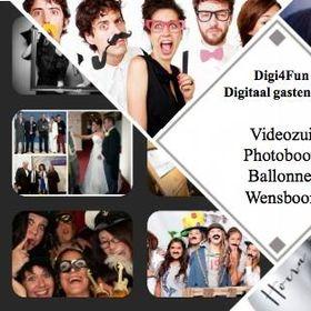 Digi4Fun Videozuil & Photo Booth