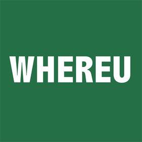 The WhereU app