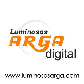 Luminosos Arga Digital