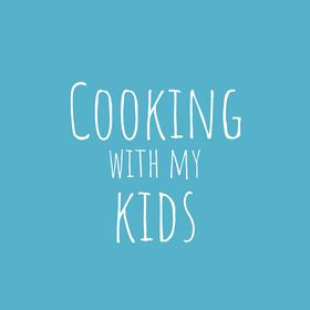 Cooking with my kids