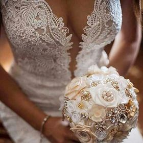 Wedding Brooch Bouquets & more