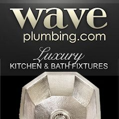 Wave Decorative Plumbing