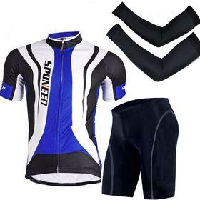 Cycling Endurance Thumb Hole  Biking Arm Warmers Long Sleeve Bike Sleeves