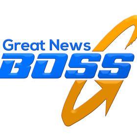 Great News Boss