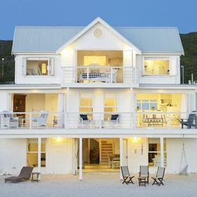 the White House Beach Villa