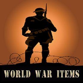 World War Items