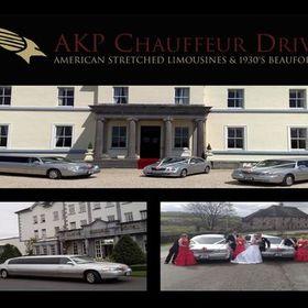AKP Chauffeur Drive Wedding Cars Dublin Limousines Ireland