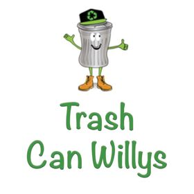 Trash Can Willys Junk Removal Service