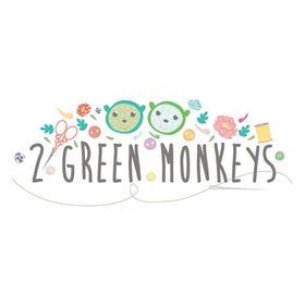 2 Green Monkeys