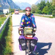 Cykloturysta MTST