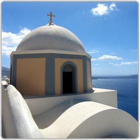Travel To Santorini