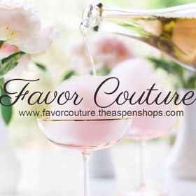 Favor Couture The Aspen Shops