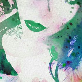 Poster Banksy Angel Fairies Stampa Fine Art Quadro su Pannello in Legno mdf