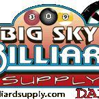 Big Sky Billiard Supply